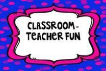 Classroom - Teacher Fun