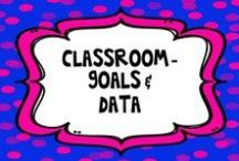 Classroom - Goals and Data