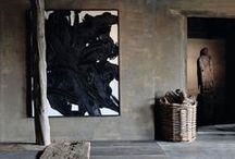 The Look / A design aesthetic for the natural, warm and textural home with japanese, minimalist and nordic influences.