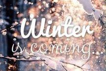 Winter / Winterliche Motive.