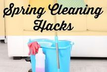 Spring Cleaning / Time to start spring cleaning! #ad #SpringClean16 #Walmart @vivatowels  / by Tesa Nicolanti