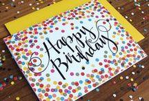 DIY - Happy Birthday