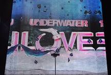 UNDERWATER LOVE - FIRENZE4EVER 13TH EDITION - STORE SETTING / 13 - 17 June 2016 - The power to destroy and create again is what water and love are capable of. Discover more ► http://firenze4ever13.luisaviaroma.com/