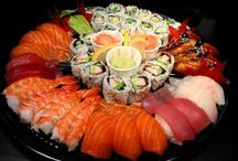 ♨♥ Sushi Love ♥♨ / Pin away, no limits. Please just keep it clean, tasteful, and on-topic. Above all have fun!