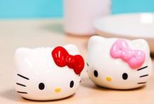Hello Kitty / by Sara Pires