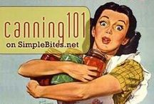 canning & preserving / by Ninzel