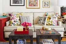 Living Room Decor / by Liz Terry