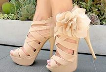 Shoes, are a girls best friend / by Maria Cayetano