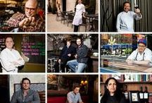 Interviews and Profiles / For over 2 years, I ran weekly feature interviews with some of New York City's most respected chefs on the James Beard Award-winning website, Serious Eats under the column title We Chat With.... Now I profile them for the Village Voice.