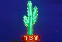 Signs, signs, everywhere.....signs / Signage: neon, classic, etc. / by Tamara Mitchell
