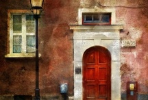 Doors, Arches, Entries, Gates, Windows & Unique Architecture / Photo's of anything architectural, that captures my taste. / by Tamara Mitchell