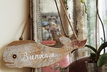 Vignettes to covet & Table settings to admire / Ideas.....  / by Tamara Mitchell