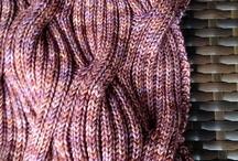 cuddly knit cowls / by Elise Rosengren