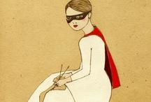 knitspiration / by Elise Rosengren