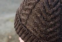 handsome knit hats / by Elise Rosengren