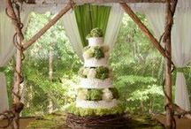 Wedding Cakes / wedding cake inspiration, love cake!!