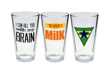 Nerdy Kitchen Gifts / Fun kitchen gear for the geeks in your life.  / by Emma Carew Grovum