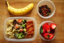 Food: Lovely Lunches / by Katie Marie