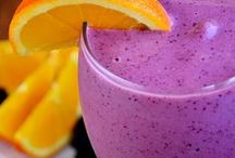 Drinks: Smoothies / by Katie Marie