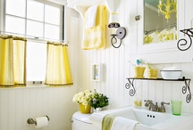 Home: Bathroom / by Katie Marie