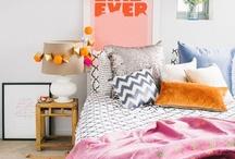 Home: Bedroom / by Katie Marie