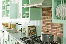 Home: Kitchen / by Katie Marie