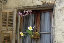 Old Doors and Windows..... / by Katrine Clay