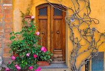 Doors, Gates & Windows / I ❤️ Doors