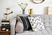 Home: Living Room / by Katie Marie