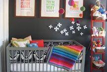 Home: Kid's Room / by Katie Marie