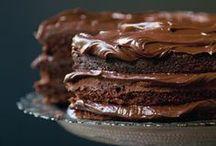 Dessert: Cake / by Katie Marie