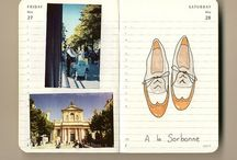 Sketchbooks / Inspiring sketchbooks