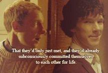 BBC's Sherlock / by Heather B.
