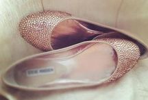 Shoes / Cinderella is proof that a new pair of shoes can change your life.