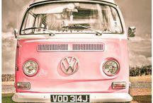 Volkswagen/camper/caravan