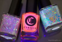Summer Fest Collaboration / Cirque Colors x Lacquer Lust x Serum No. 5