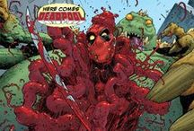 Deadpool Love / Pin your brains out! Deadpool-related only. No porn, spam, or lameness.