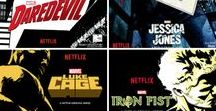The Defenders / The Defenders - Marvel's series starring Daredevil, Jessica Jones, Luke Cage and Iron Fist. The original 1971 comic series and subsequent issues hinted at just about every superhero in the Marvel Universe being a member of the team at some point or another. Please just keep it clean, tasteful, and on-topic (Defenders). Above all have fun!