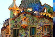 Barcelona and Spain