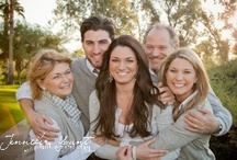 Family Session Inspiration / by Jennifer Yount