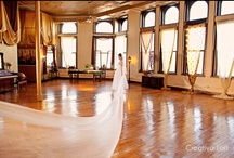 Favorite Wedding Spaces / Weddings located in wonderful spaces and architecture gems in the Chicago area.