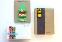 Gifts, Cards, Packaging / by Elizabeth Dalhoff