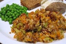 Yum! Vegetarian Meal Ideas / Vegetarian and Vegan Recipes & Meal Ideas!