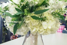 Wedding works / Bouquet and wedding designs by me! / by Rcena Denney