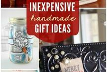 CRAFTS: EVERYDAY GIFT IDEAS! / BIRTHDAYS / HOLIDAYS YEAR ROUND GIFT HOW TOO'S / by Terri Strong Dufrene