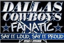Dallas Cowboys / by Angela Artis