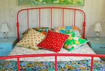 Sleeping Spaces / by Amy Beeman
