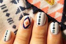 Nail polish design / by Mary Alcorn