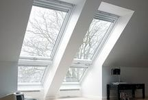 SKYLIGHTS / Adding natural light and fresh air from above makes a dramatic difference to any room.
