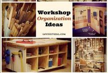 DIY: WOODWORKING  / by Terri Strong Dufrene